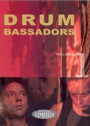 Rent Drum Bassadors: Vol.1 Online DVD Rental