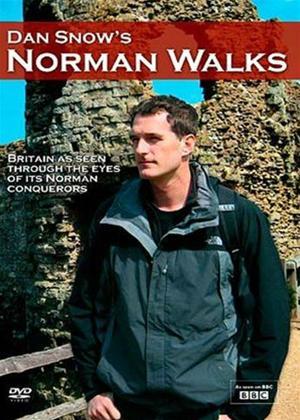 Rent Dan Snow's Norman Walks Online DVD Rental