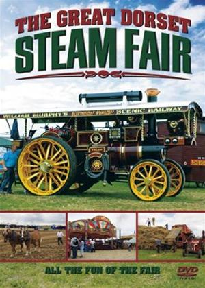 Rent Great Dorset Steam Fair: All the Fun of the Fair Online DVD Rental