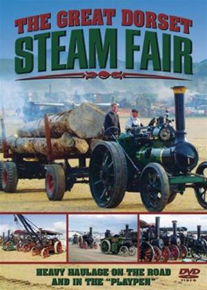 Rent Great Dorset Steam Fair: Heavy Haulage on the Road and in the Playpen Online DVD Rental