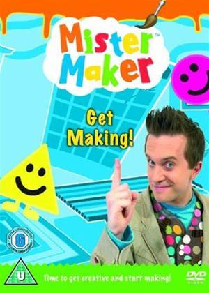Rent Mister Maker: Get Making Online DVD Rental