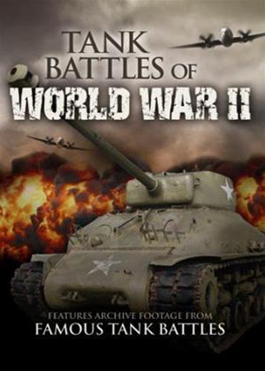 Rent Tank Battles of WW2 Online DVD Rental