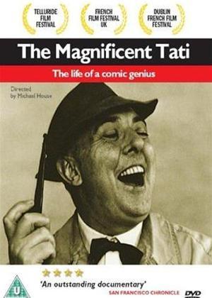 Rent The Magnificent Tati Online DVD Rental