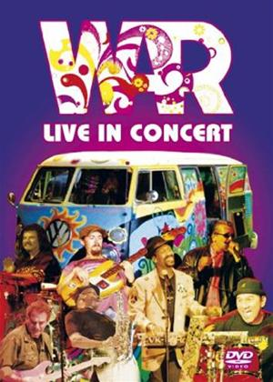 Rent War: Live in Concert Online DVD Rental