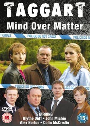 Rent Taggart: Mind Over Matter Online DVD Rental