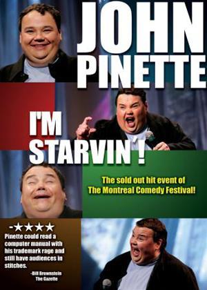 Rent John Pinette: I'm Starvin! Online DVD Rental