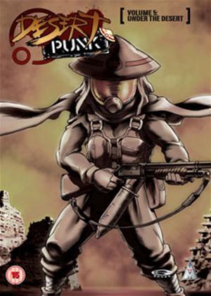 Rent Desert Punk: Vol.5 Online DVD Rental