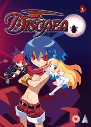 Rent Disgaea: Vol.3 Online DVD Rental