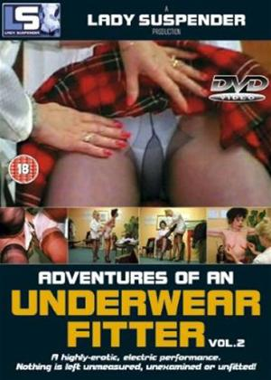 Rent Adventures of an Underwear Fitter: Vol.2 Online DVD Rental