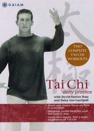 Rent T'ai Chi: Daily Practice Online DVD Rental