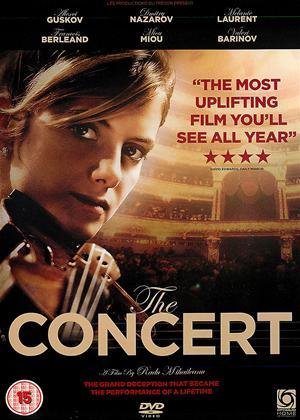Rent The Concert (aka Le concert) Online DVD Rental