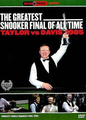 Rent Greatest Snooker Final of All Time Online DVD Rental