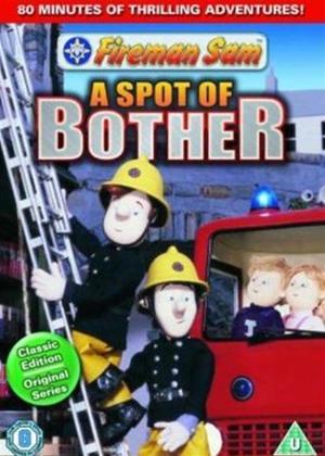 Rent Fireman Sam: A Spot of Bother Online DVD Rental