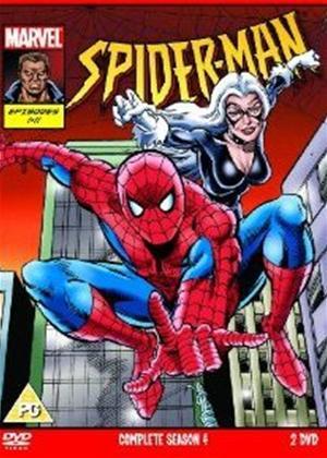 Rent Spider-Man: Series 4 Online DVD Rental