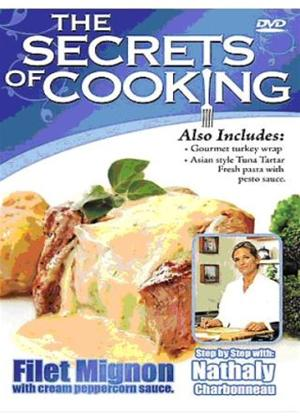 Rent The Secrets of Cooking: Filet Mingon with Cream Peppercorn Online DVD Rental