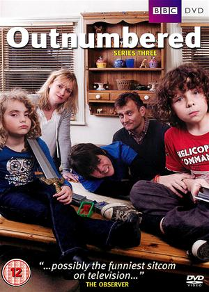 Rent Outnumbered: Series 3 Online DVD Rental