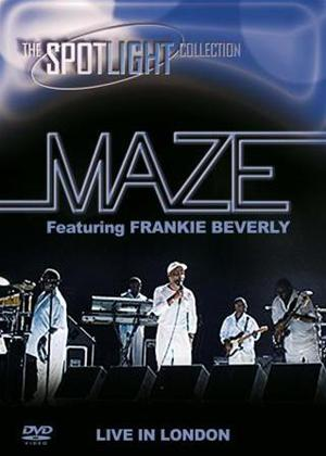 Rent Maze Featuring Frankie Beverly: Live in London Online DVD Rental