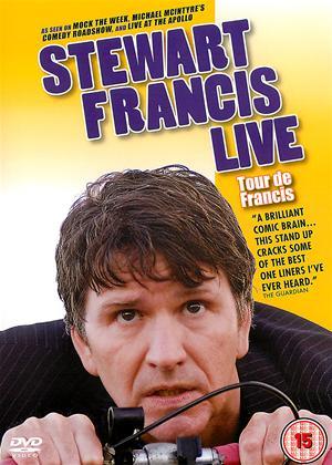 Rent Stewart Francis Live Tour De Francis Online DVD Rental