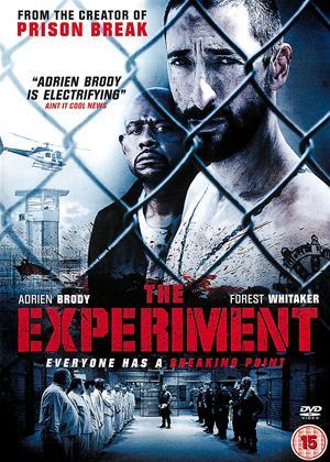 Rent The Experiment Online DVD Rental