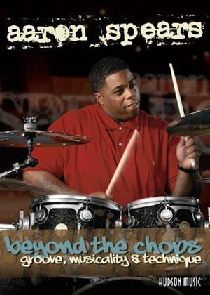 Rent Aaron Spears: Beyond the Chops: Groove Musicality and Technique Online DVD Rental