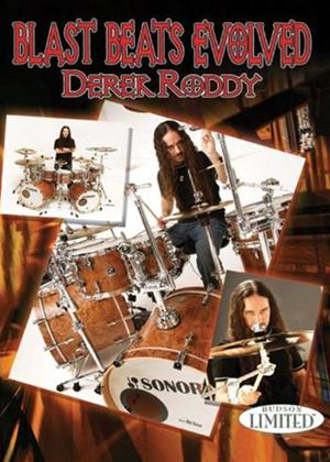 Rent Derek Roddy: Blast Beats Evolved Online DVD Rental