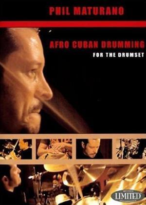 Rent Phil Maturano: Afro Cuban Drumming Online DVD Rental