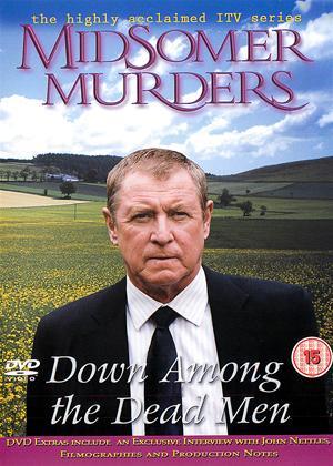 Rent Midsomer Murders: Series 9: Down Among the Dead Men Online DVD Rental
