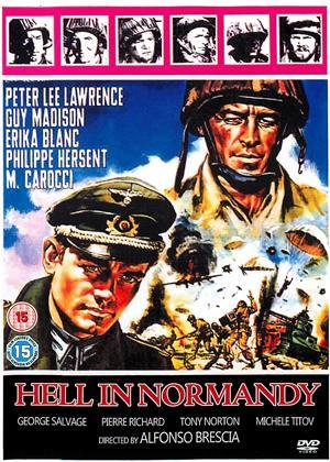 Rent Hell in Normandy (aka Testa di sbarco per otto implacabili) Online DVD Rental