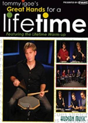 Rent Tommy Igoe: Great Hands for a Lifetime Online DVD Rental