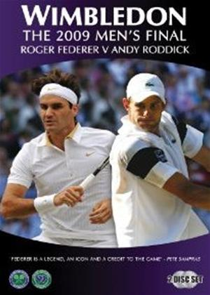 Rent Wimbledon: The Final 2009: Federer V Roddick Online DVD Rental
