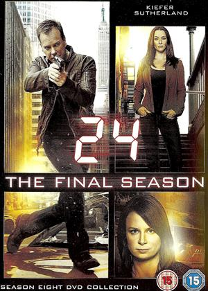 Rent 24 (Twenty Four): Series 8 Online DVD Rental