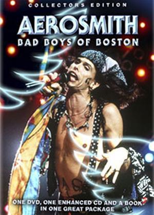 Rent Aerosmith: The Bad Boys from Boston Online DVD Rental