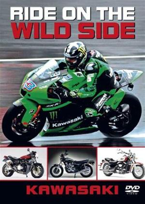 Rent Ride on the Wild Side: Kawasaki Online DVD Rental