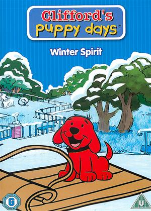 Rent Clifford's Puppy Days: Winter Spirit Online DVD Rental
