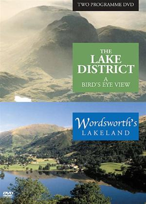 Rent Wordsworth's Lakeland and the Lake District: A Bird's Eye View Online DVD Rental