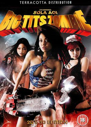 Rent Big Tits Zombie (aka Kyonyû doragon: Onsen zonbi vs sutorippâ 5) Online DVD & Blu-ray Rental