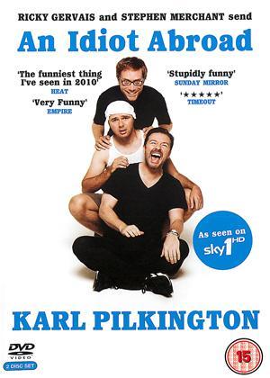 Rent An Idiot Abroad: Series 1 Online DVD Rental