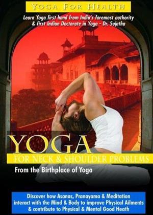 Rent Yoga for Neck and Shoulder Problems Online DVD Rental