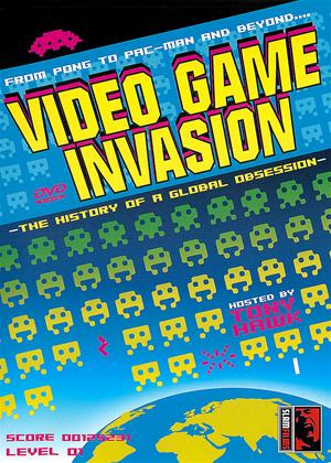 Rent Video Game Invasion: The History of a Global Obsession Online DVD Rental