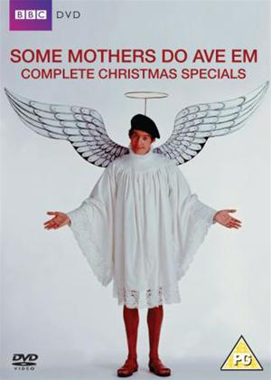 Rent Some Mothers Do Ave Em: Complete Christmas Specials Online DVD Rental