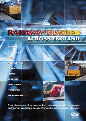 Rent Railway Diaries: Across England Online DVD Rental