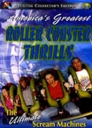 Rent America's Greatest Roller Coaster Thrills: The Ultimate Scream Machines Online DVD Rental
