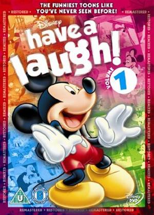 Rent Have a Laugh with Mickey: Vol.1 Online DVD Rental