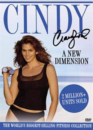 Rent Cindy Crawford: A New Dimension Online DVD Rental