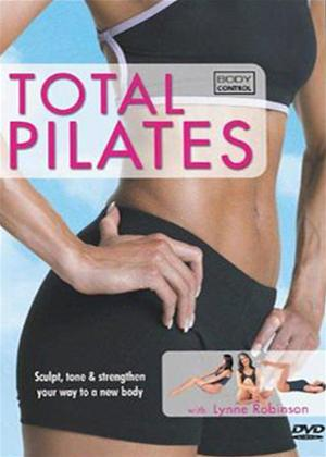 Rent Total Pilates with Lynne Robinson Online DVD Rental