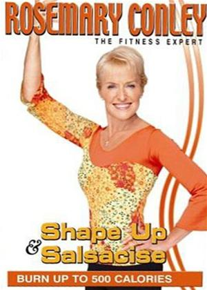 Rent Rosemary Conley: Shape Up and Salsacise Online DVD Rental