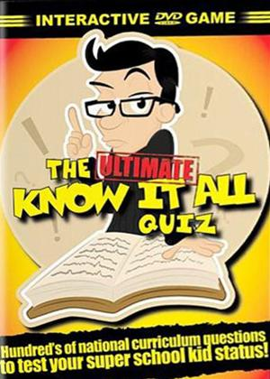 Rent The Ultimate Know It All Quiz Online DVD Rental