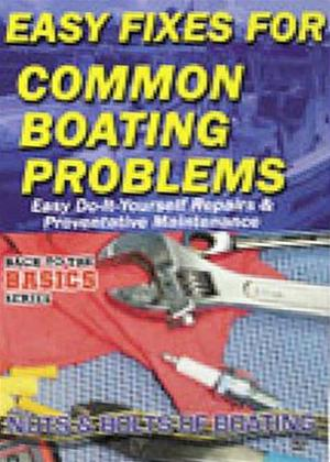 Rent Easy Fixes to Common Boating Problems Online DVD Rental