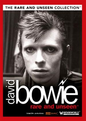 Rent Rare and Unseen: David Bowie Online DVD Rental