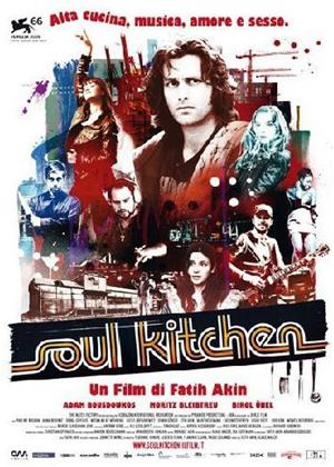 Rent Soul Kitchen Online DVD Rental